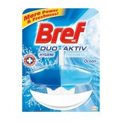 Bref Duo-Aktiv WC gel, košíček + 2 náplně