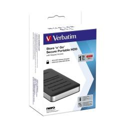 Přenosný HDD pevný disk Store 'n' Go USB 3.0 1TB - Stříbrná
