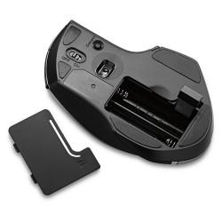 Bezdrátová osmitlačítková myš Verbatim Deluxe s modrou LED