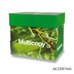 Xero Papír MultiCopy Original XPress Box A4 80gr, 2500 listů