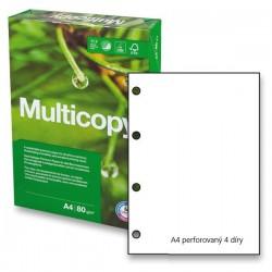 Xero Papír MultiCopy Original A4 děrovaný, perforovaný, 80gr, 500 listů