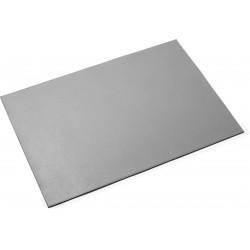 Durable 7305, kožená podložka na stůl 650x450 mm šedá