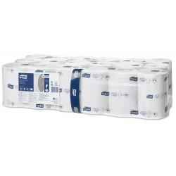 Tork 472199, Mid-size bezdutinkový toaletní papír, dvouvrstvý, T7