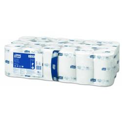 Tork 472585, jemný bezdutinkový toaletní papír, dvouvrstvý, T7