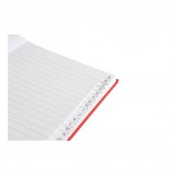 Záznamní kniha A5 linka s indexem, 96 listů