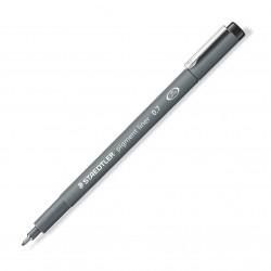 Staedtler pigment liner 308 černý, stopa 0,6 mm