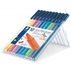 STAEDTLER triplus color fix 323, sada 10 ks