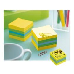 3M Post-it samolepící kostka 2051 Lemon, rozměr 51x51 mm, 400 lístků
