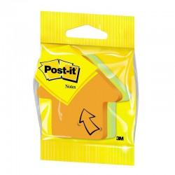 3M Post-it samolepící bločky tvar šipky, 225 listů