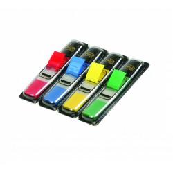 3M Post-it 683-4 plastové záložky malý formát, 4x35 záložek