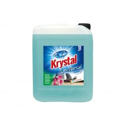 KRYSTAL univerzál, čistící antibakteriální prostředek 5 litrů