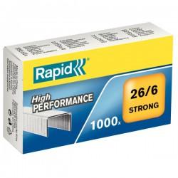 Drátky Rapid Strong, 26/6, obsah 1000 ks
