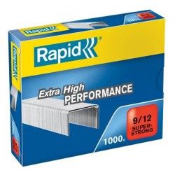 Drátky Rapid Super Strong 9/12, obsah 1000 ks