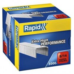 Drátky Rapid Super Strong 9/14, obsah 5000 ks
