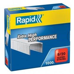 Drátky Rapid Super Strong 9/20, obsah 1000 ks