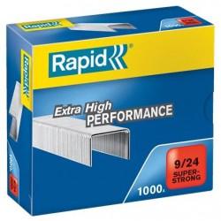 Drátky Rapid Super Strong 9/24, obsah 1000 ks