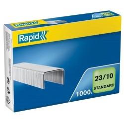 Drátky Rapid Standard 23/10, obsah 1000 ks