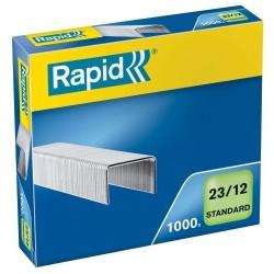 Drátky Rapid Standard 23/12, obsah 1000 ks