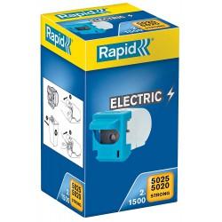 Kazeta s drátky Rapid pro 5020e/5025e, obsah 2x1500 ks