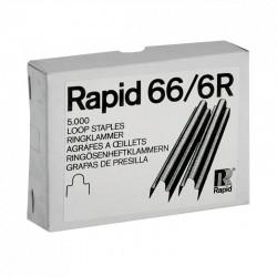 Drátky Rapid Eletric 66/6R, obsah 5000 ks