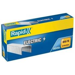 Drátky Rapid Electric Strong 66/6, obsah 5000ks