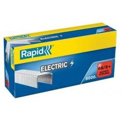 Drátky Rapid Eletric Super Strong 66/8+, obsah 5000 ks