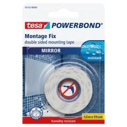 Tesa Powerbond 55791, Ultra Strong oboustranná montážní páska bílá, 19mm x 1,5m