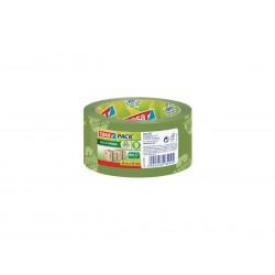 Tesa ECO & STRONG, Odolná balicí páska ecoLogo®, 50x66 m, zelená s potiskem