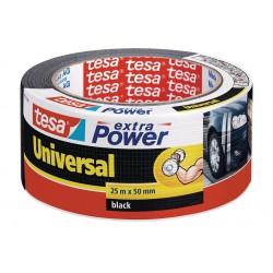 TesaFlex 60760, Značkovací a výstražná PVC páska žluto-černá, 50mm x 33m