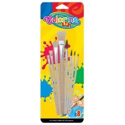 Staedtler 949 Water Brush Set, sada plnitelných štětců, 4ks