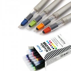 Pilot Parallel Pen, kaligrafické pero hrot 1.5 mm, červený uzávěr