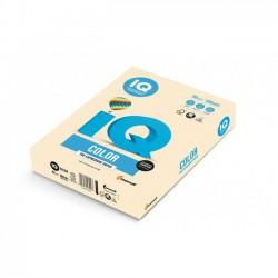 IQ Color barevný papír A4/80g pastelová chamois CR20, 500 ks