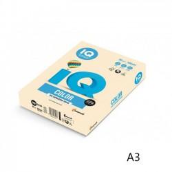 IQ Color barevný papír A3/80g pastelová lososová SA24, 500 ks