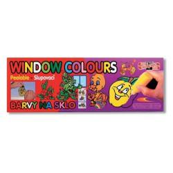 KOH-I-NOOR 162547, sada 6ks temperových barev, 6 barev