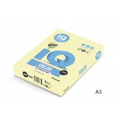 IQ Color barevný papír A3/80g pastelová chamois CR20, 500 ks