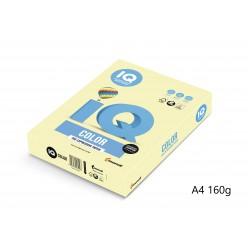 IQ Color barevný papír A4/160g pastelová chamois CR20, 250 ks