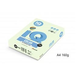 IQ Color barevný papír A4/160g pastelová růžová PI25, 250 ks