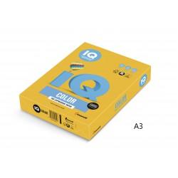IQ Color barevný papír A3/80g pastelová středně modrá MB30, 500 ks