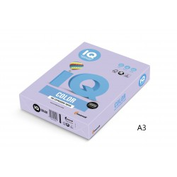 IQ Color barevný papír A3/80g trendová citrónově žlutá ZG34, 500 ks