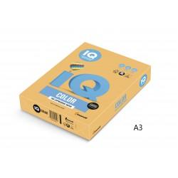IQ Color barevný papír A3/80g trendová šedá GR21, 500 ks
