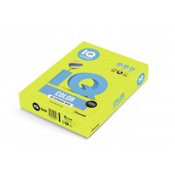 IQ Color barevný papír A4/80g neonově oranžová NEOOR, 500 ks