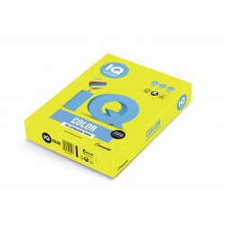 IQ Color barevný papír A4/80g neonově zelená NEOGN, 500 ks