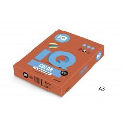 IQ Color barevný papír A3/80g intenzivní kanárkově žlutá CY39, 500 ks