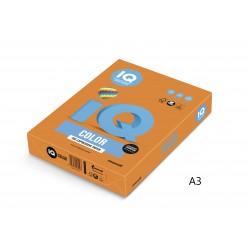 IQ Color barevný papír A3/80g intenzivní zlatožlutá SY40, 500 ks