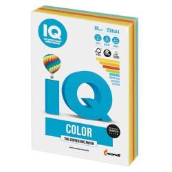 IQ Color barevný papír A4/80g intenzivní májově zelená MA42, 500 ks