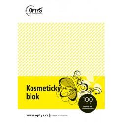 OPTYS 1279, Kosmetický blok Karbon A5