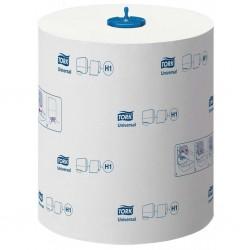 Tork Matic 120059, papírové ručníky v roli bílé, extra dlouhá role, H1