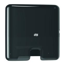 Tork Xpress Mini 552108, zásobník na papírové ručníky Multifold černý, H2