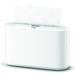 Tork Xpress Countertop 552200, zásobník na papírové ručníky Multifold bílý, H2