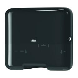 Tork 553108, Singlefold/C-fold Mini zásobník na papírové ručníky černý, H3